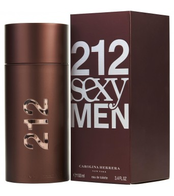 Carolina Herrera 212 Sexy Erkek Edt 100Ml