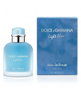 Dolce Gabbana Light Blue Eau Intense Bayan Edp 100Ml