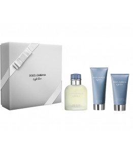 Dolce Gabbana Light Blue Erkek Edt 125Ml SET