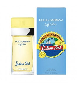 Dolce Gabbana Light Blue Ital.Zest Bayan Edt100ml