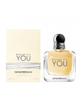 Emporio Armani Because Its You Bayan Edp 100Ml